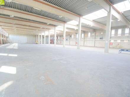 Moderne Lager und Produktionsflächen in hervorragender Lage ! PROVISIONFREI !
