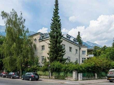Herrschaftliches Mehrfamilienhaus im Saggen
