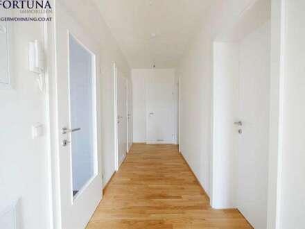 ABSOLUTE TOP 4-Zi-Wohnung - 87m² / 32m² Terrasse / 104 m² Garten