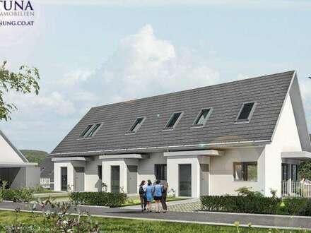 Modernes Neubauprojekt in Traumruhelage! 3-Zimmer, Balkon und Garten! Nur 5 Min. von Graz.