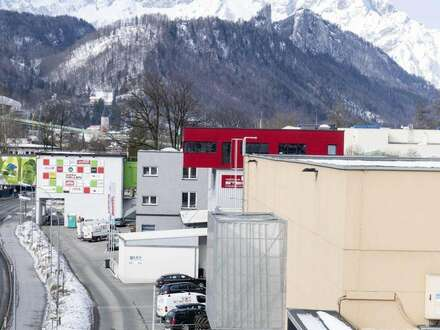 220 m² befahrbare Halle in Frequenzlage
