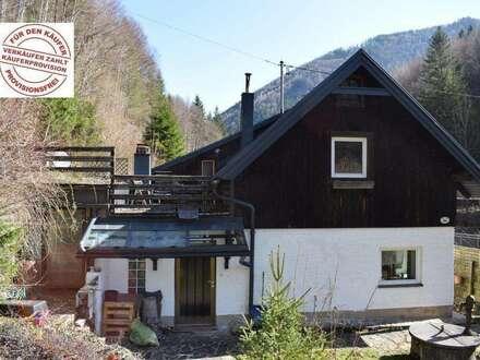 Knusperhaus bei Türnitz, NÖ: Jetzt schnell entscheiden! Kaufanbot in Vorbereitung!