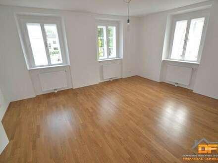 Hauptplatz: 3-Zimmer Wohnung (Erstbezug nach Sanierung) in ruhiger aber zentraler Wohnlage