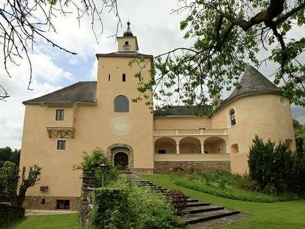 Ein Schloss in Kärnten Nähe Wörthersee