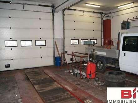 KFZ-Werkstatt, voll ausgestattet!