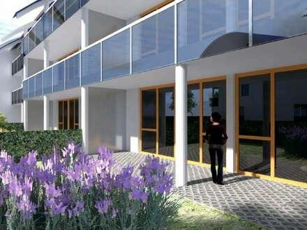 Neubau - 3 Zimmer - Gartenwohnung - Schlüsselfertig!!!!!