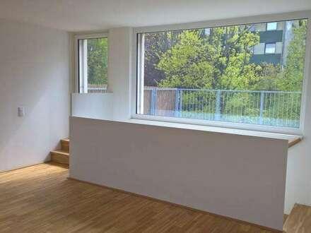 Moderne 4-Zimmer-Maisonettewohnung mit NEUER KÜCHE und großer Terrasse - PROVISIONSFREI vom Bauträger!