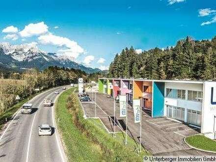 Büro-, Gewerbe-, Ausstellungs-, und Verkaufsflächen von 70 bis 240 m² zur Miete/Kauf