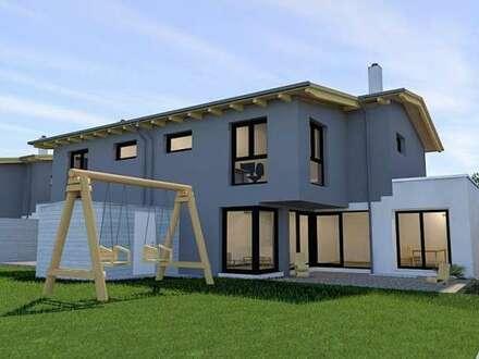 Hochwertige Doppelhaushäften in ruhiger, zentraler Lage (Pettendorf), Haustyp 2