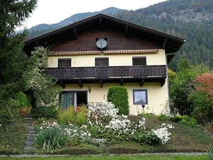 Einfamilienhaus in ruhiger Lage mit traumhafter Aussicht zu vermieten!