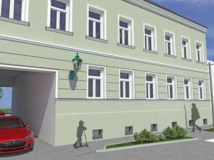 Neubau Stadtvillenwohnung | 79m² WFL + 13m² Balkon | Top 3 Obergeschoss