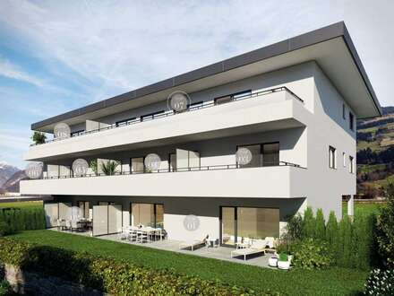 3-Zimmer-Wohnung in Fügen | Top 7 | Wohnen im weltberühmten Zillertal - mitten in der Natur und doch zentral!