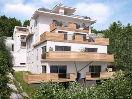 EXKLUSIVE DONAUTERRASSEN - Eigentumswohnung FAMILY in Kritzendorf - TOP 2.3 - PROVISIONSFREI