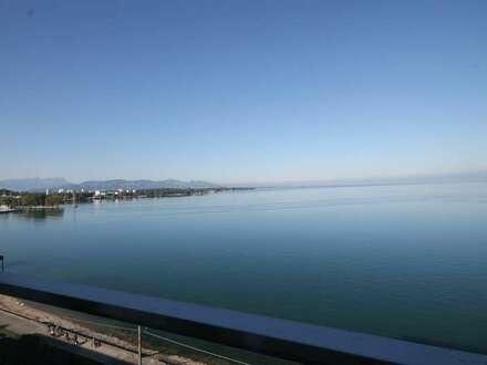 Traumausblick über den Bodensee - 4-Zimmer-Wohnung mit Balkon