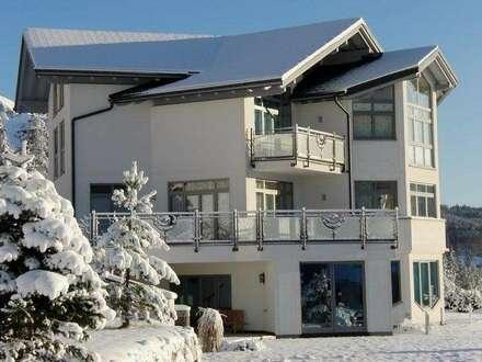 Außergewöhnliche Neubauvilla im Ski-WM Ort Schladming