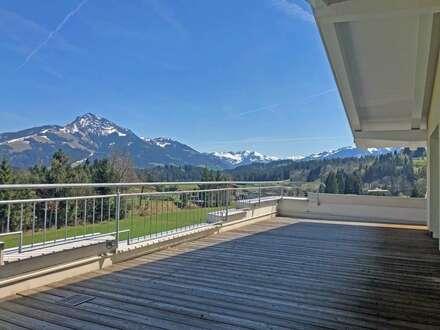 Wohnung mit grandiosem Bergpanorama ( 2017-01784 )