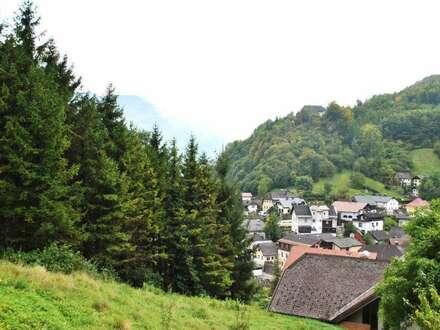 Ferienhaus mit freier Aussicht in Ebensee