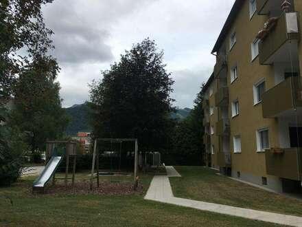 Wohnen im Naturparadies Pyhrn-Priel - 3-R.-Whg. mit Loggia u. Aufzug in saniertem Objekt! Gute Anbindung u. Lage ermöglichen…