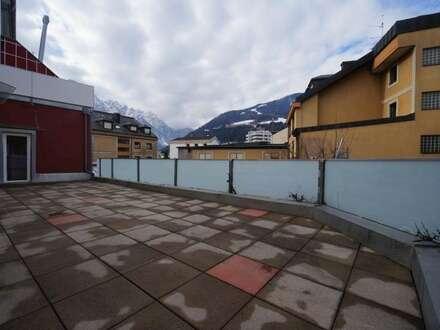 Terrassenhit mitten in der City Lienz