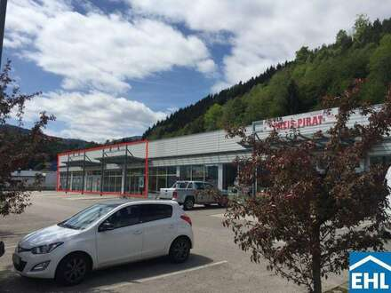 Geschäftsfläche in Bruck/Mur