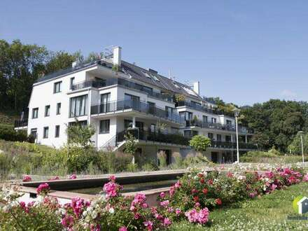 """2-Zimmer Wohnung im exklusiven Wohnprojekt """"Parkvillen am Wienerwald"""" in Maria Gugging Nähe IST"""