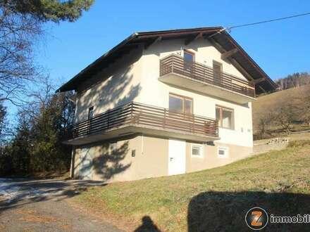 Großes herrlich gelegenes Einfamilienhaus zu vermieten!