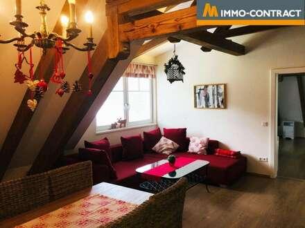 Stilvolle Dachgeschosswohnung, Ferienwohnsitz