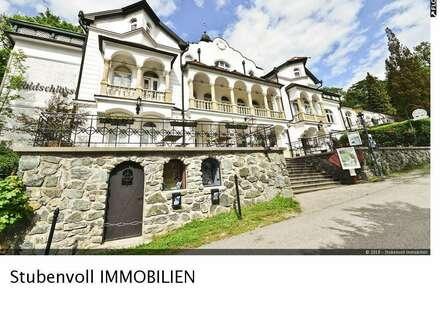 """Villa """"Waldschlössl"""" in Reichenau"""