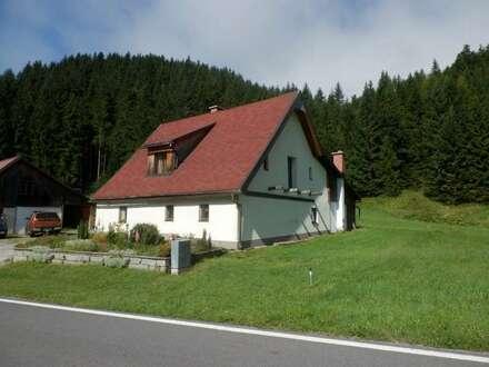 Einfamilienhaus in Frein an der Mürz