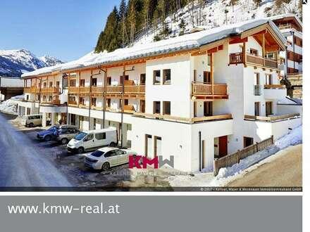 Exclusiv-Verkauf! Großzügige Wohnung für touristische Vermietung in Gerlos.
