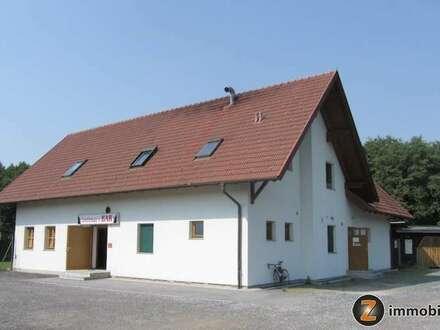 Eine ungewöhnliche Wohn- und/oder Gewerbeimmobilie!