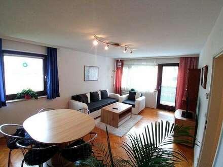 Ruhige, sonnige 2 Zi. Wohnung in Hof bei Salzburg | inkl. Tiefgaragenstellplatz