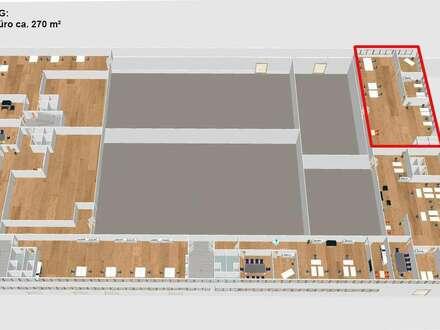 Wr. Neudorf / Büro-Lager Kombination – 538 m² Gesamtfläche