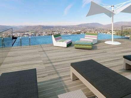 LUXUSPENTHOUSE 157,64 m² MIT POOL UND 109 m² AUF 2 TERRASSEN AM REINERKOGEL IN GRAZ