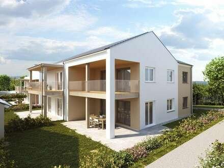 Neubau Doppelhaushälfte/ ca.150m² Garten/ provisionsfrei für den Käufer !