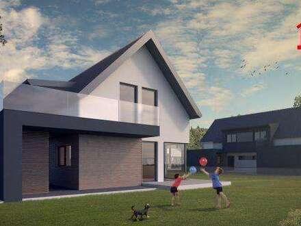 Neubau Doppelhaushälfte in Kalsdorf bei Graz 1b