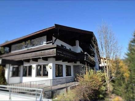 Hotel direkt an der Talstation der Bergbahn von Fieberbrunn – Der Einstieg in Österreichs größtes zusammenhängendes Schigebiet