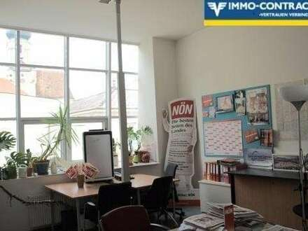 Altbau-Büro in ruhiger Lage