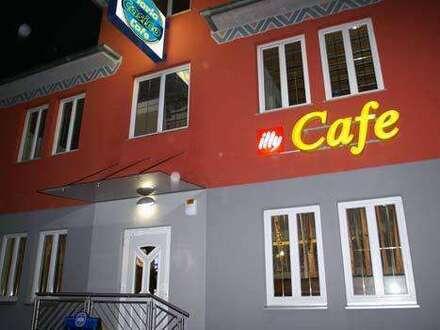 CAFE in bester Lage in WAGNA zu vermieten!