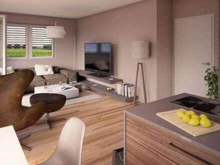 Einzigartige Eigentumswohnung in ruhigem, grünen Siedlungsgebiet! Sichern Sie sich jetzt eine geförderte 2-Zimmer-Wohnoase…