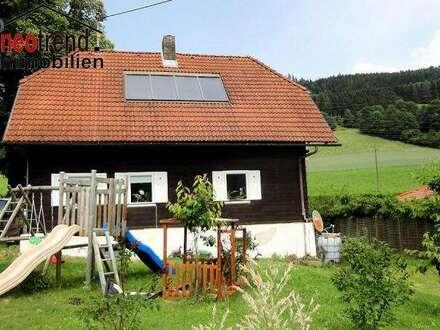 Preiswertes Einfamilienhaus in sonniger Lage mit viel Potenzial!