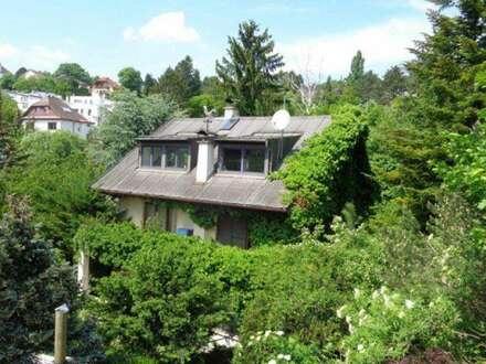 FAMILIENIDYLL: Haus mit wunderschönem Garten am Ölberg in Klosterneuburg