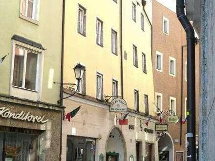 K3! Hallein: Hotel mit Cafe-Restaurant zu verkaufen!