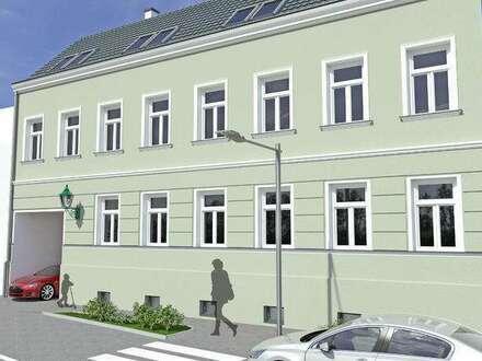 Neubau Stadtvillenwohnung | 34m² WFL | Top 1 Erdgeschoss | Optimierter Grundriss