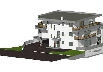 3-Zimmer-Dachterrassenwohnung - NEUBAU