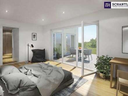 ITH: Lass die Sonne rein! Fantastische Doppelhaushälfte mit Eigengarten + Tolle Ausstattung + Carport + Bergblick!