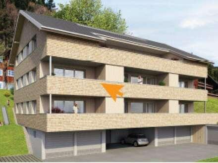 Wohnen im schönen Bergdorf - 3 Zi-Wohnung Top4