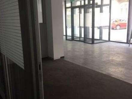 Mitten in Innsbruck mit dem Auto gut erreichbar, barrierefrei, Gewerbeimmobilie mit TGAAP in Wilten ca. 163 m2 EG sofort…