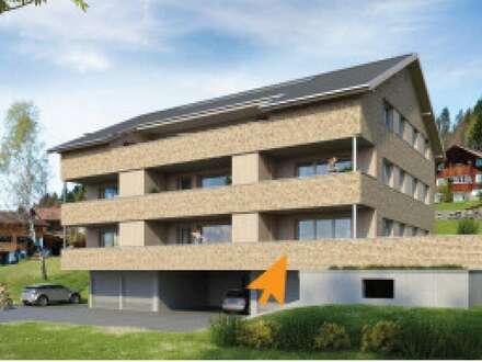 Wohnen im schönen Bergdorf - 3 Zi-Wohnung Top3