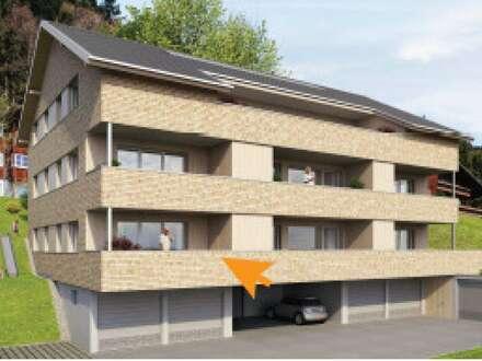 Wohnen im schönen Bergdorf - 3 Zi-Wohnung Top1